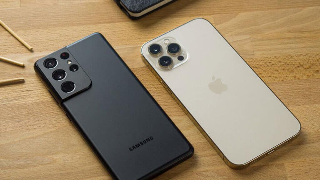Айфон или Самсунг - какой из смартфонов выбрать?