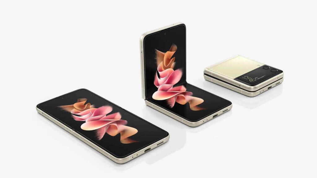 Samsung Galaxy Z Fold 3 и Galaxy Z Flip 3