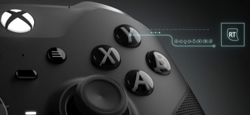 Игровые контроллеры